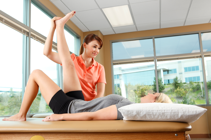 Routines of a Physiotherapist
