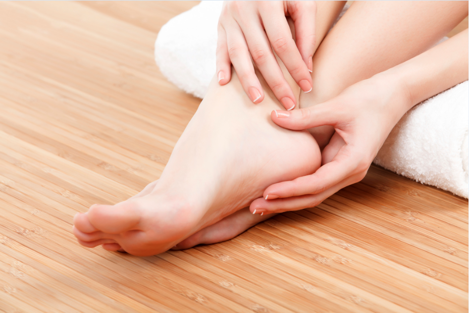 3 Top Cures For Sweaty Feet